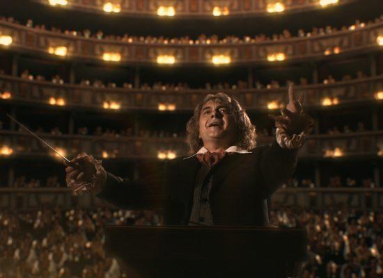 Er schuf die heutige Europahymne: Ludwig van Beethoven.